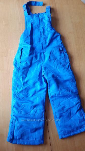 Полукомбинезон Lupilu на рост 98-104, 110-116 см синий