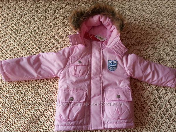 Куртка Lupilu на рост 86-92 см на 1-2 года  Новая