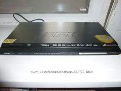 DVD плеер BBK dv924HD, черный