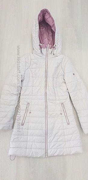 Куртка пальто snowimage р.146-152 10-12 лет в отличном состоянии