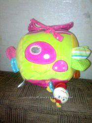 Игрушки для малышей подвесные, развивающие и другие