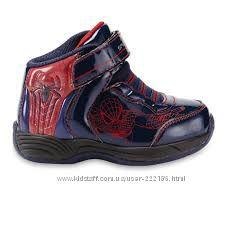 Ботинки spiderman стелька 15см