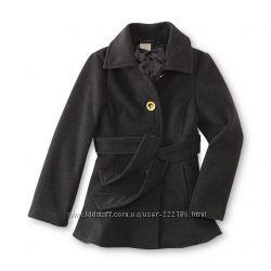 Пальто стильное в школу 5-16 лет