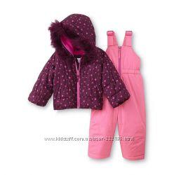 Костюмы комбинезон куртка для девочек на 6, 12 и 18 мес