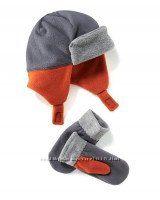 Комплекты, шапки, варежки, перчатки