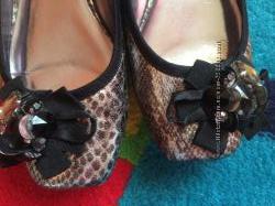 Класні туфлі-балетки Portfolio
