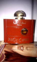 Opium YSL Yves Saint Laurent винтажные духи