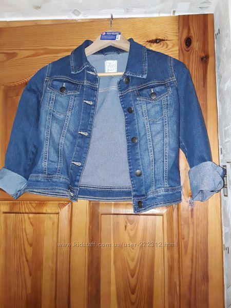 Куртка джинсовая Childrens place размер L