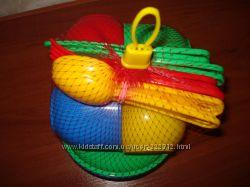 Детская посудка 20 предметов