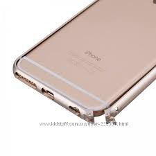 Бампер-Аллюминевый-для Iphone 6, 6s