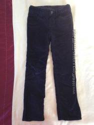 Вельветовые штаны на подкладке Gap 5 лет