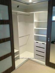 Мебель для гардеробной комнаты, гардеробная на заказ