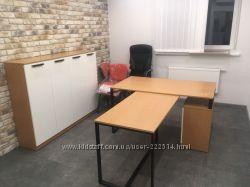 Офисная мебель, мебель в кабинет, стеллаж, полки, шкаф-купе на заказ