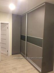 Шкаф, шкаф-купе, прихожая, вешалка, лавка, гардеробная, мебель на заказ