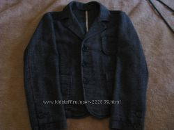 Теплый укороченный пиджак SISLEY