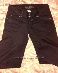 Женские черные штаны брюки размер с