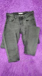Серые джинсы женские маленький размер xxs 34 теранова