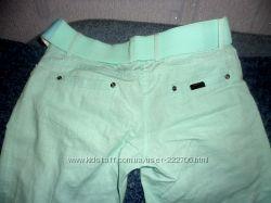 Летние тонкие штаны брюки женские размер 26