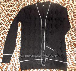 Мужская кофта черная серая футболка