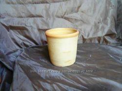 Форма для пасхи керамическая. Опошня.