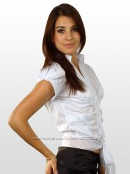 Стильные белые блузы Rinascimento - две модели, два размера