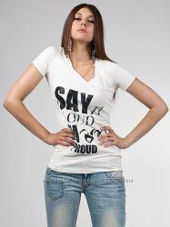 Модные женские футболки Bray Steve Alan Италия
