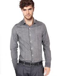 Брендовые мужские рубашки длинный рукав