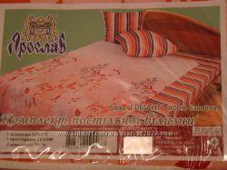 Комплект постельного белья Ярослав 2-спальный