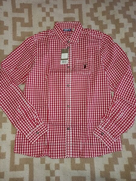 Рубашка pepperts р.158-164