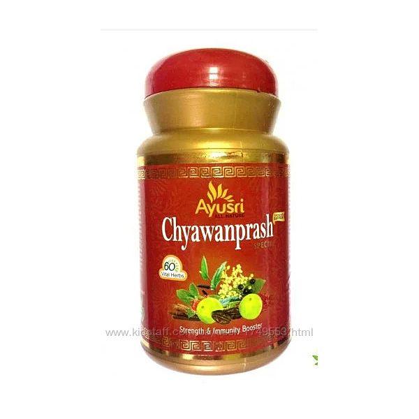 Чаванпраш особый 500г Аюшри Сахул, Ayusri Chyawanprash special Sahul, 500г.