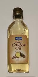Касторовое Масло, чистое  без добавок, Castor Oil Pure, East End, Product EU