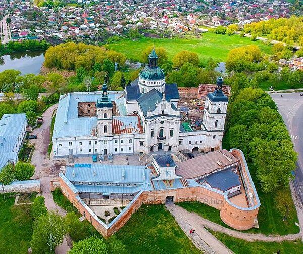 Выдающиеся исторические места Центральной Украины  10-11.07.2021