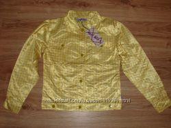 Стильная ветровка-пиджак для девочки BEST Kids