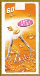 Колготки Anna Baby Baletki-60 Цвет -  черный.