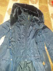 Зимнее пальто Visdeer искуственный пух