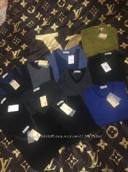 Фирменные шерстяные стильные  модные свитера BRIONI