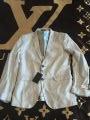 Фирменный льняной пиджак CANALI