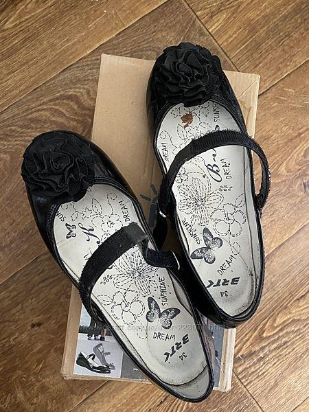 Туфли Bartek как новые