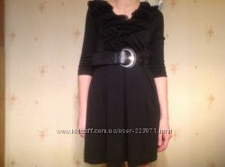 Стильное платье GUCCI в подарок пояс