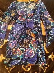 Стильные женские платья  с запахом Roberto Cavalli