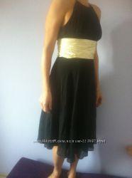 Шёлковое  платье Next размер 44 S
