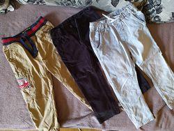 Вещи мальчику и куртка 2-3 года