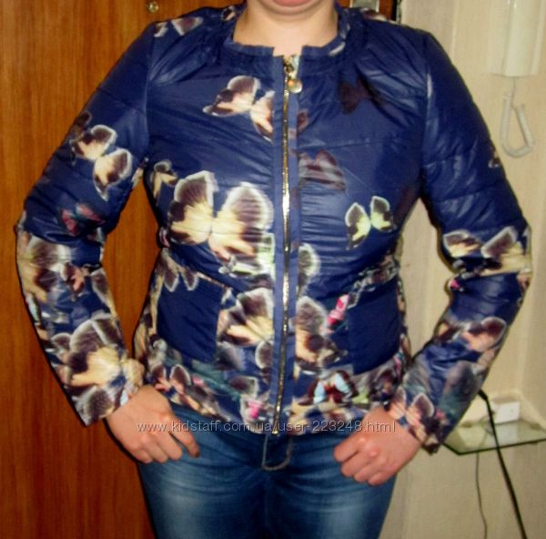 куртки на тоненьком синтепоне