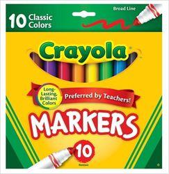 Канцтовары Crayola