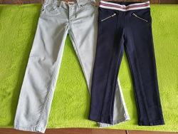 Штаны джинсы H&M на 4-5 лет