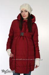 Пальто зима Neva 2в1 для беременных