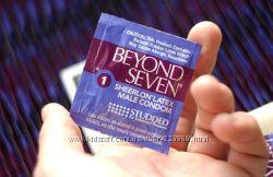 Презервативы Beyond Seven Studded 24 шт. Беспл. Дост.