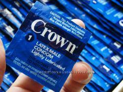 Найтонші латексні презервативи Сrown Okamoto 24 шт Безплатна доставка