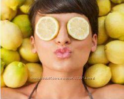 Органика. Крем -флюид для лица отбеливающий на основе лимона