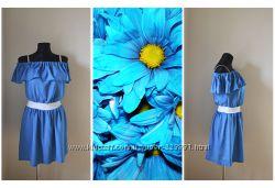 Платье в горошек Тереза